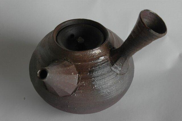 1、炭化焼き締め茶注の画像1枚目