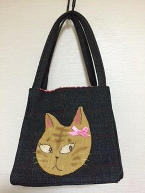 猫おすましサイコロトートの画像1枚目