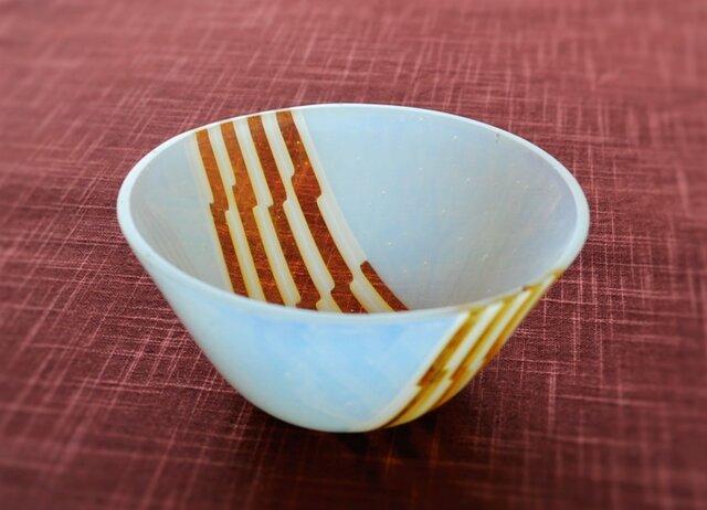 モザイク模様の小鉢の画像1枚目