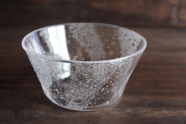 小さな泡の平鉢 の画像1枚目