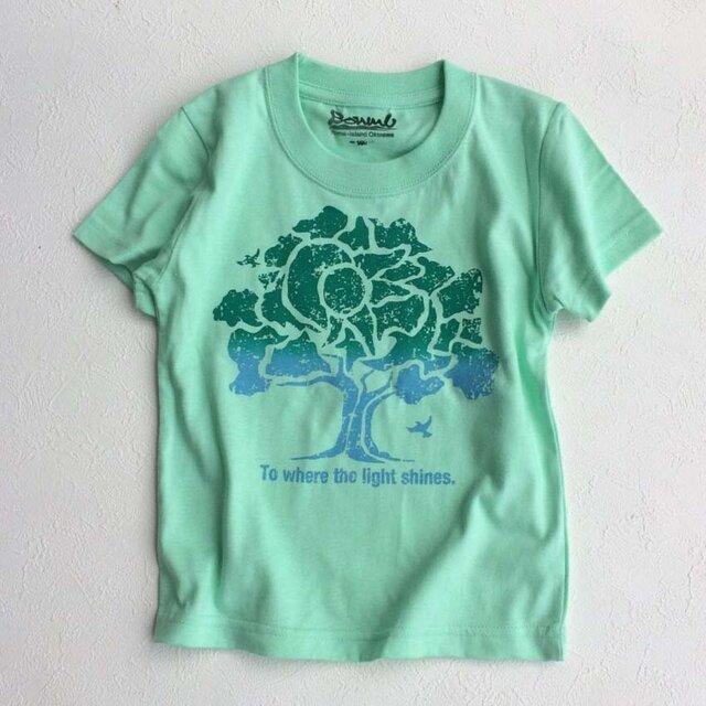 ONE BIG TREE TEE(KIDS T-SHIRTS)の画像1枚目