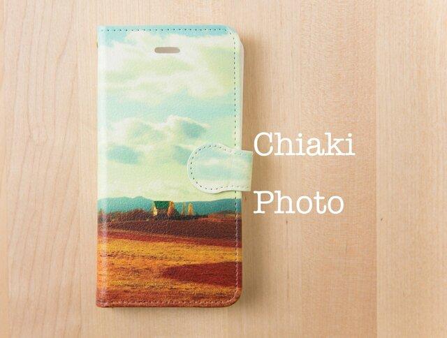 0f8ff88def 全機種対応】空と大地*iphone/Androidスマホケース【手帳型】 | Chiaki ...