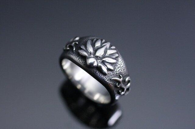 指輪 メンズ レディース : 華指輪 4~20号の画像1枚目