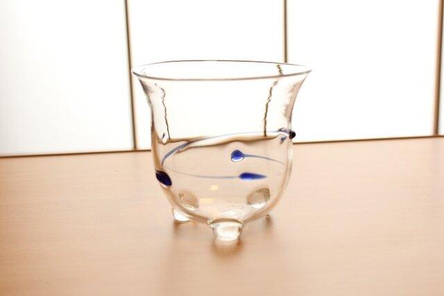 『冷茶グラス』耐熱ガラスの画像1枚目