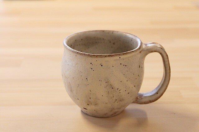 No.kk-03 黄粉引マグカップ(再出品)の画像1枚目