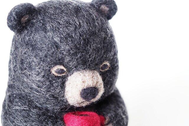 BLACK COFFEE BEAR (Winter ver.)の画像1枚目