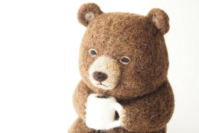 BROWN COFFEE BEARの画像1枚目