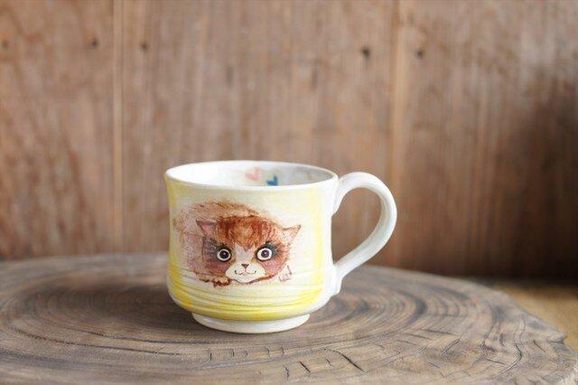猫のマグカップ(5)の画像1枚目