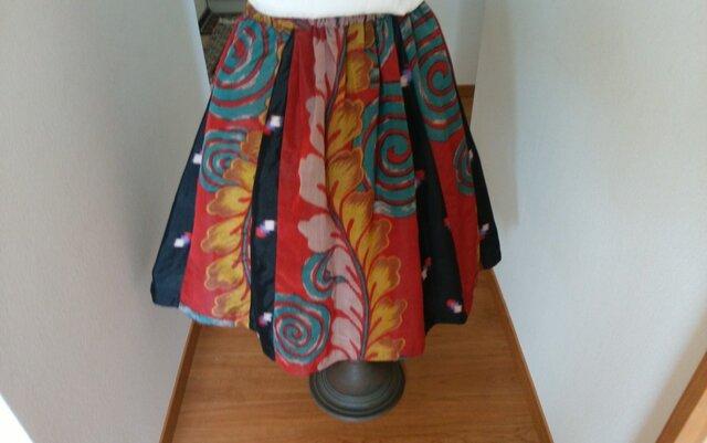 かわいい フレアー スカートーーーネット外で売れましたの画像1枚目