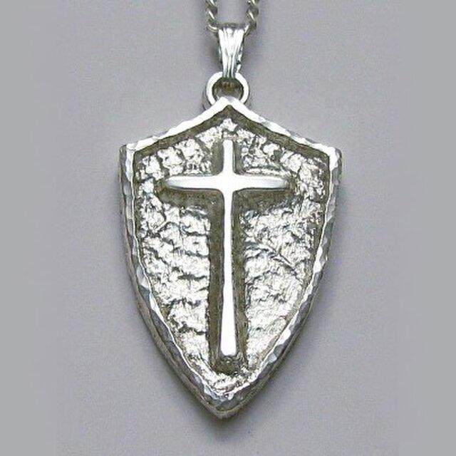 オリジナルクロス 信仰の詩(うた) 盾のクロス fc38 好評ですの画像1枚目