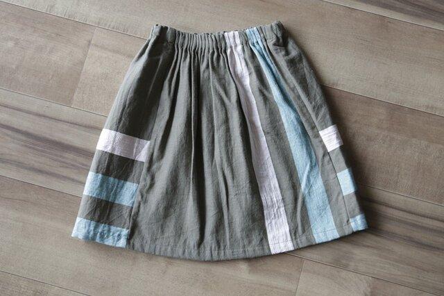 powan skirt CHILDの画像1枚目