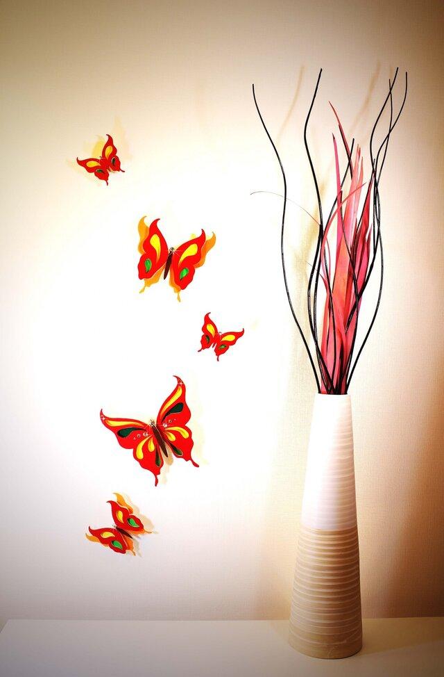 Papillon Rouge~Wall ART~の画像1枚目