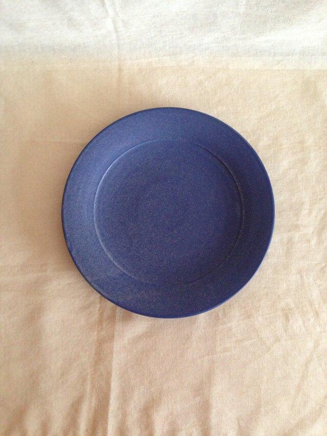 リムプレート(ブルー)の画像1枚目