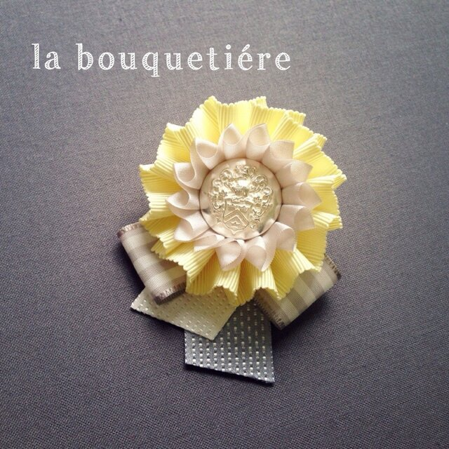 ロゼット * la bouquetiére * Yの画像1枚目