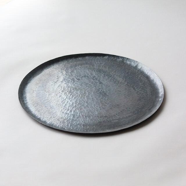 新月盆 八寸の画像1枚目