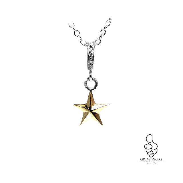 Dazzling star ネックレスの画像1枚目