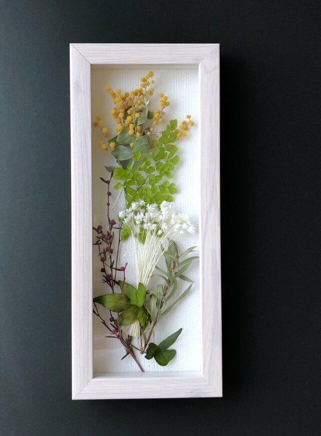 Dry flower frameの画像1枚目