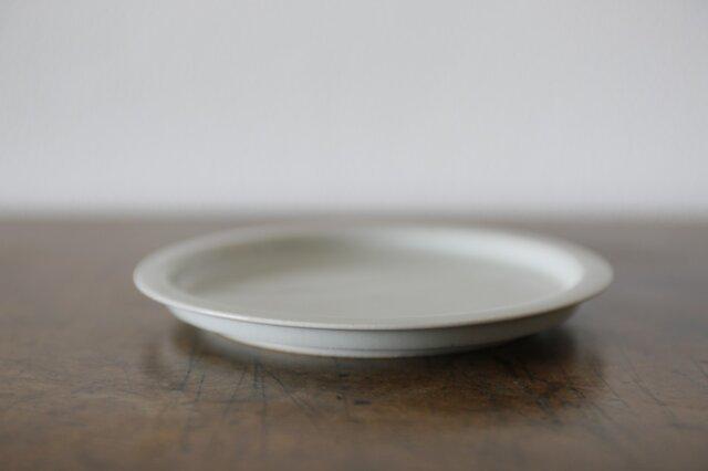 5寸リム皿(透明)の画像1枚目
