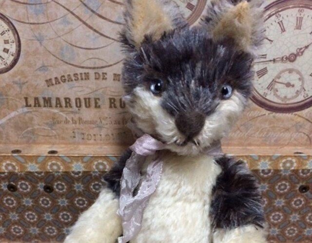 オオカミさん(薄いブルーの目 その2)の画像1枚目