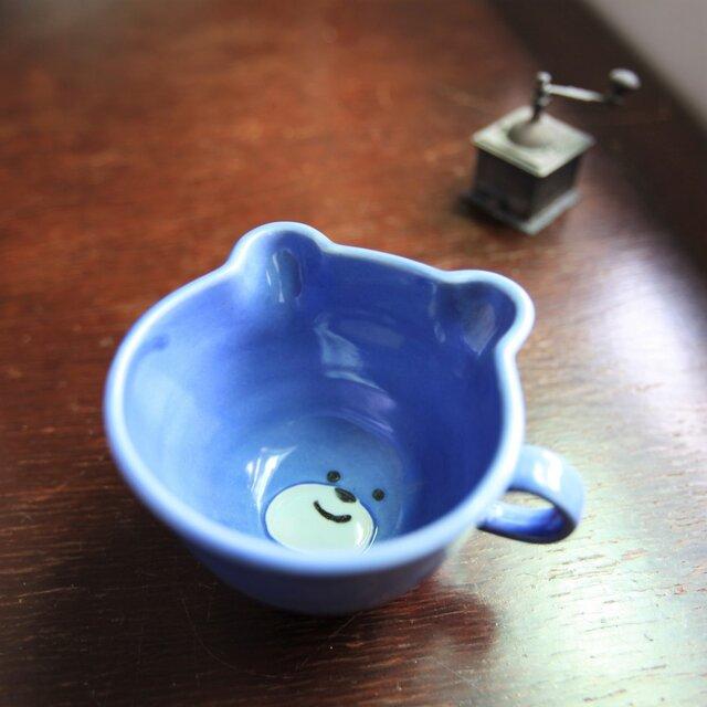 たいmon君カップ「青たいmon」の画像1枚目