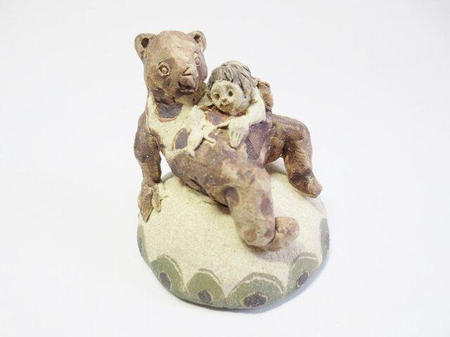 クマと金太郎 -みどり-の画像1枚目