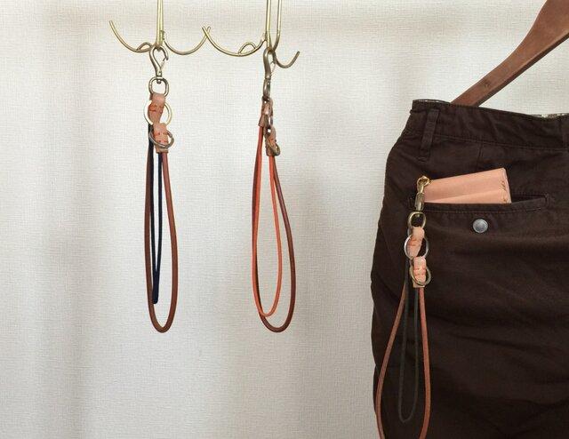 ※受注製作 [hourglass climber wallet rope]の画像1枚目