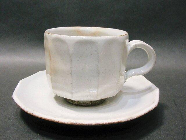 粉引唐津コーヒーカップの画像1枚目