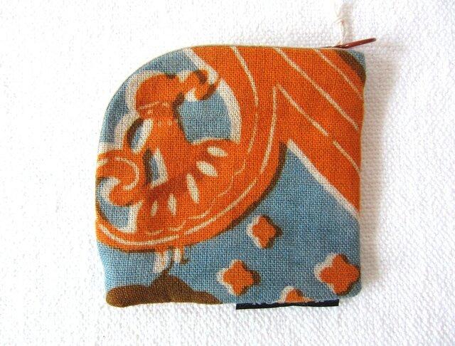 型染め 財布「星空探検」の画像1枚目