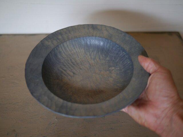 丸リム皿240白 #0082の画像1枚目