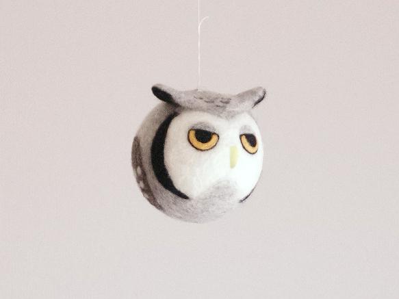 Owlball -アフリカオオコノハズク-の画像1枚目