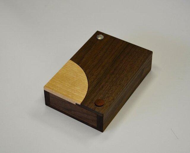 木の小箱の画像1枚目