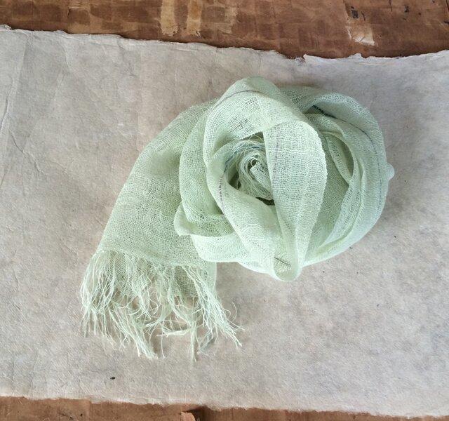 ヘンプストール生葉藍の画像1枚目