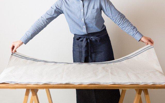 【オーダーメイド】65×110cm リネンマルチクロス (全10色)の画像1枚目