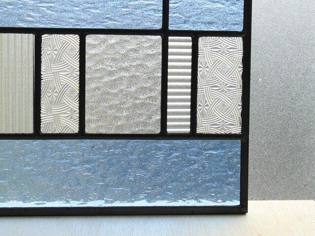 ステンドグラスパネル ー2の画像1枚目