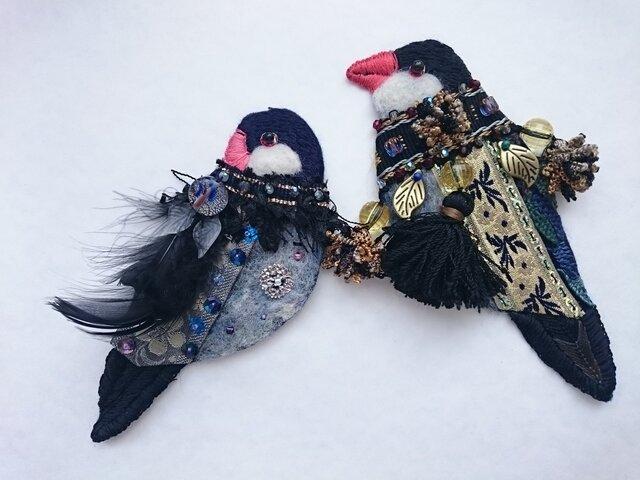 IRODORI AZ 文鳥各種の画像1枚目