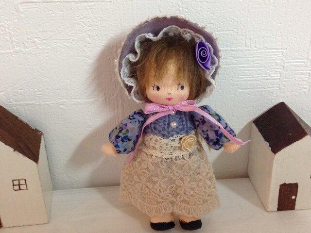 メープルちゃん 小さなお人形さんの画像1枚目