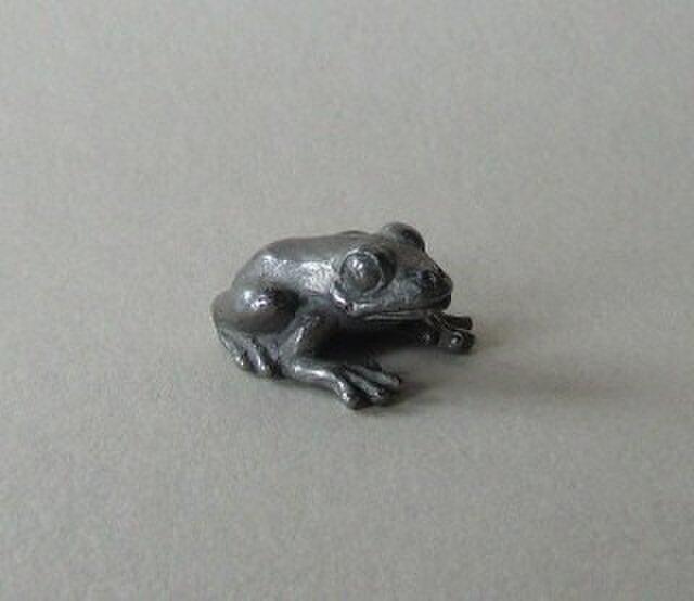 蛙(ミニ)の画像1枚目