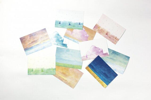 Post Card・ポストカード|3枚セットの画像1枚目