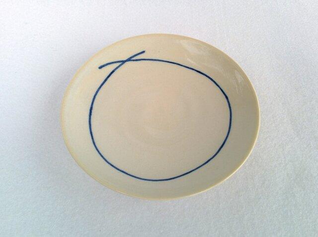 再販・白いぞうがん取り皿の画像1枚目
