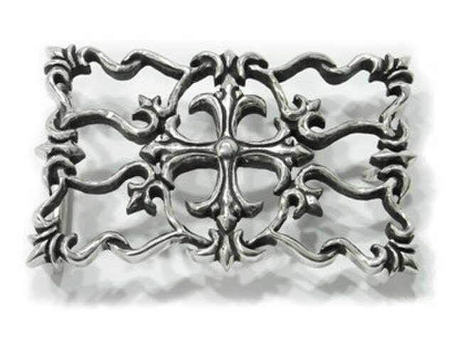 - Gothic cross buckle - ゴシッククロスバックルの画像1枚目