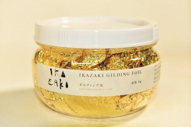 ギルディング箔 金色の画像1枚目