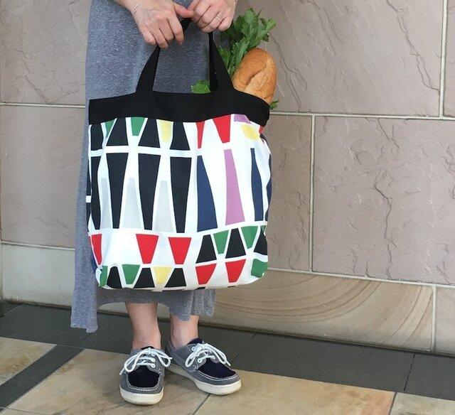 コンパクト おかいのもかばん からふる の画像1枚目