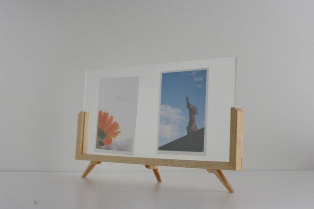 PhotoFrame(Mid) (材種:ハードメープル)の画像1枚目