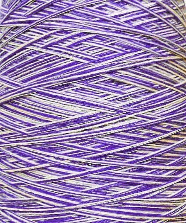 ウールミックス糸 ミックスカラー 289 gの画像1枚目