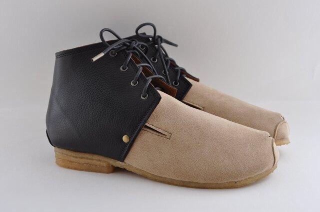 【受注製作】ROUND bootsの画像1枚目