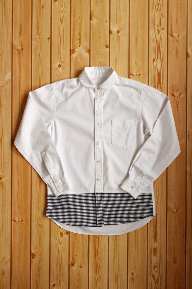 Orito Shirt (Long) no.9の画像1枚目