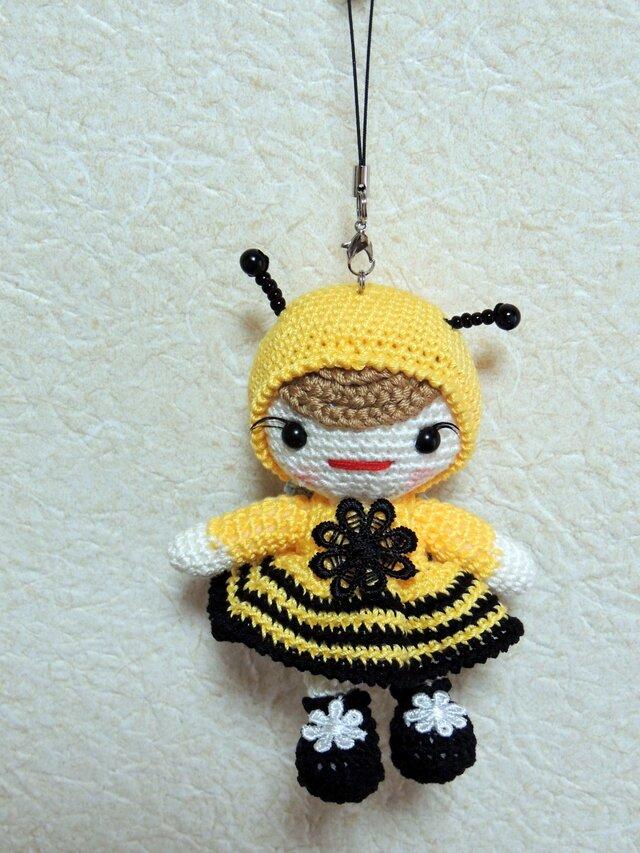 ミツバチの着ぐるみの画像1枚目