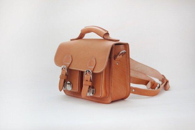 2e17855543f5 本革手作りのクラシックレザーバックパックかばんショルダーバッグ小さな ...