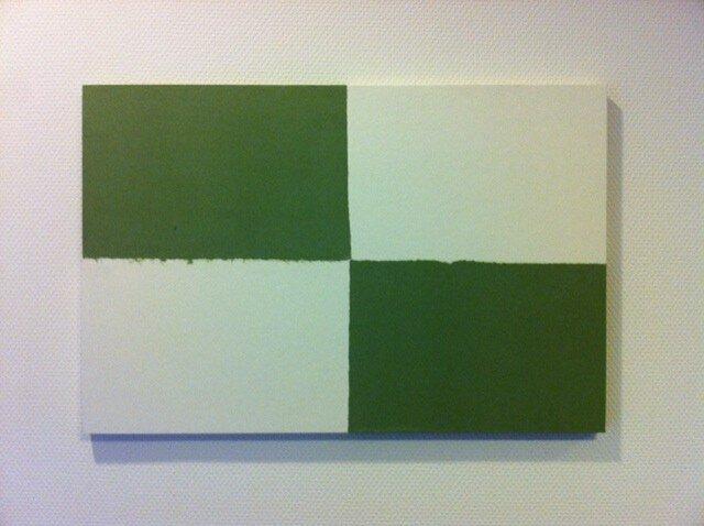 和紙壁がけボード・いちまつの画像1枚目