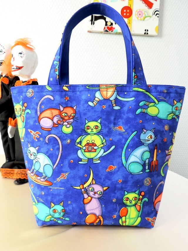 CABOT From60 TOTE BAGの画像1枚目
